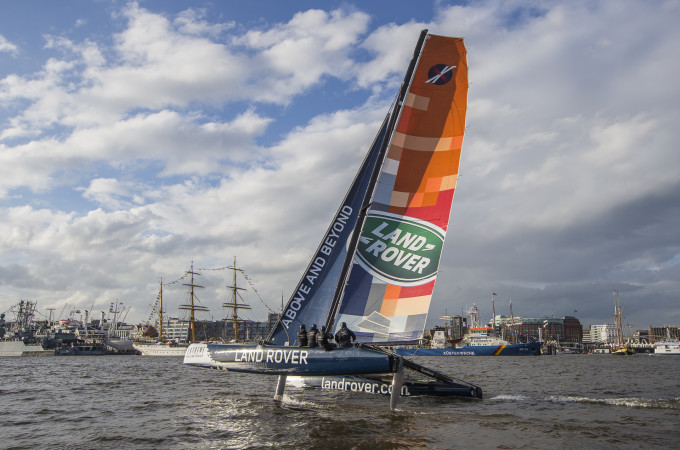 LAND ROVER EXTREME SAILING SERIES 2016