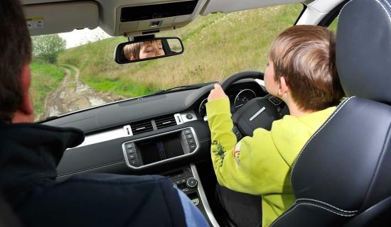 Fahrtraining für 11 – 17 Jährige