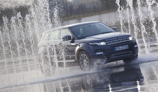 LAND ROVER Dynamic Drive Experience