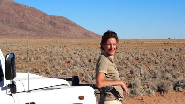 Stille und unendliche Weite - das NamibRand Nature Reserve in Namibia © Foto Sabine Lueder