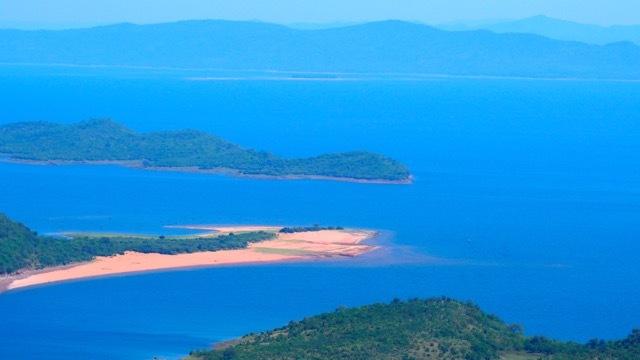 Lake Kariba / Simbabwe, Foto Sabine Lueder