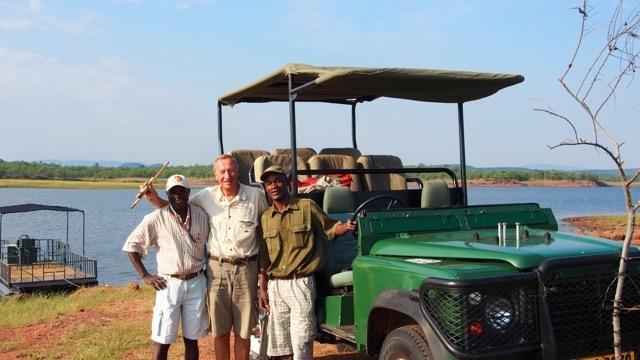 Musing Safari Camp Lake Kariba Simbabwe, Foto Sabine Lueder