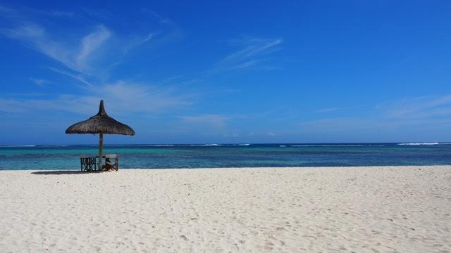 Le Morne Beach Mauritius, Foto Sabine Lueder