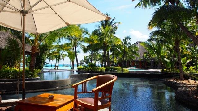 Club Dinarobin Mauritius, Foto Sabine Lueder