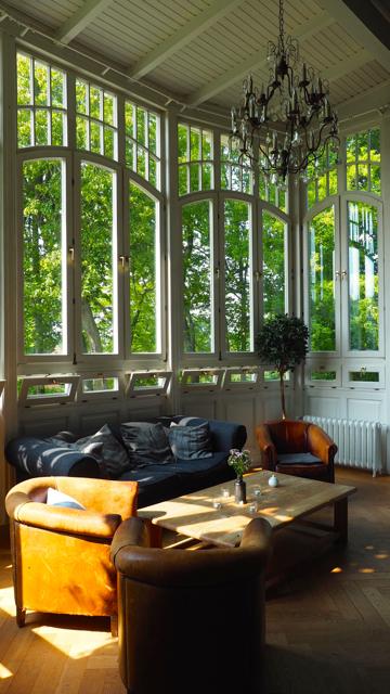 Lounge Schloss Basthorst © Fotografie Sabine Lueder