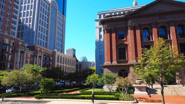 Boston - die heimliche Hauptstadt Neuenglands @sabinelueder