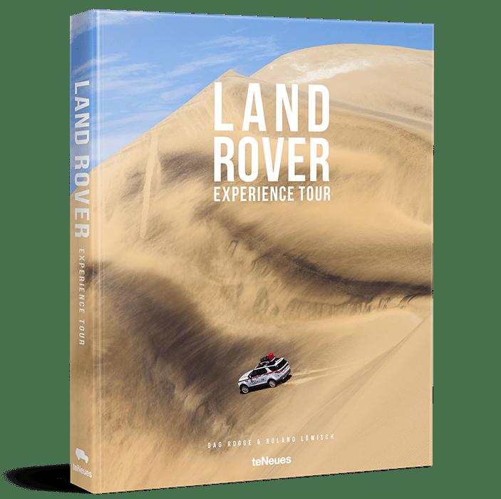 Spektakulärer Bildband – Land Rover Experience Tour
